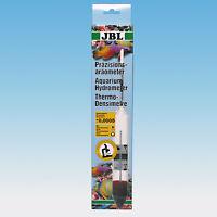 JBL Aräometer mit Thermometer + Meßgefäß Meerwasser