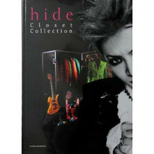 HIDE X Japan Photo Book Japanese hide Closet Collection  2013