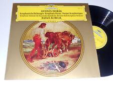 RAFAEL KUBELIK Dvorak Symphonic Poems Bavarian Radio M