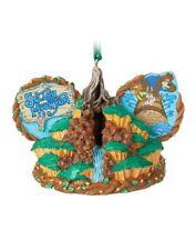 Disney Parks Splash Mountain Mickey Mouse Ear Hat Ornament
