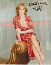 Shirley Anne Field Signed 8x10 Photo - Legendary British Actress - SEXY!!! G209