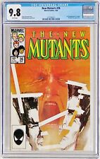 NEW MUTANTS #26 (Apr 1985, Marvel) CGC 9.8 NM/MT 1ST FULL APPEARANCE of LEGION