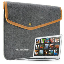 For Apple MacBook Air Pro Retina Wool Felt Sleeve Laptop Case Cover Bag 11/12/13