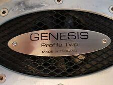 Genesis Profile Two Amplifier High End car amplifier