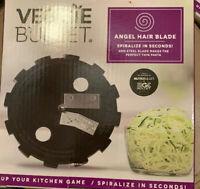 Veggie Bullet Angel Hair Spiralizer Blade VBR-1001Replacement Part
