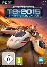 Train Simulator 2015 - Ts 2015 PC New+Boxed