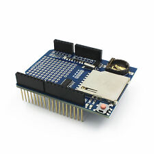 Neu Data Logger Module Logging Shield Data Recorder Shield für Arduino UNO SD