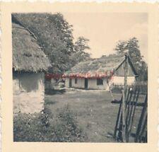 6 x Foto, Zoll in Polen 1942, Orte rückseitig (N)19748