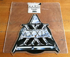 AXXIS Living in a world - Shaped 7'' picture Disc  - Vinyl