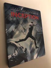 Inception Blu-ray Steelbook - 2012 Amazon Japan Exclusive Edition - Rare & OOP