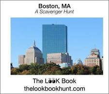 The LOOK Book, Boston, MA by barbara tibbetts (2014, Paperback)