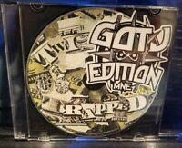 Twiztid - Trapped CD Gathering of the Juggalos insane clown posse gotj 16 trap
