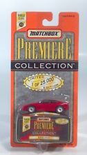 Matchbox Premiere Collection World Class High Speed BMW 850i Diecast Scale Model