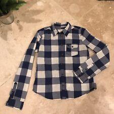 Abercrombie Kids Long Sleeve Button Shirt Sz XL (14)