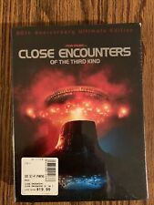 Close Encounters of the Third Kind 30th Anniversary Dvd New Sealed!