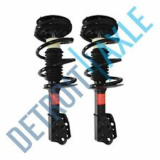 Grand Am Malibu Cutlass Alero Front Complete Strut & Spring Assembly Pair