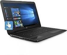 HP PAVILION 15  HD TOUCH CORE I5 6TH GEN 12GB RAM 1TB HDD WIN 10 ENVY