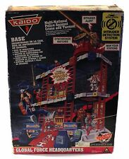 1991 M P.A.C.T. / MPACT KAIDO GLOBAL FORCE ELECTRONIC HEADQUARTERS playset VHTF