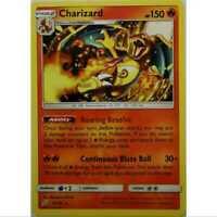Pokemon Charizard 14/181 Non Holo Englisch NM/Mint