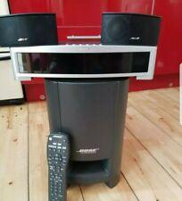 Bose 3-2-1 Series III GSX HARD DRIVE HDMI HOME CINEMA SYSTEM
