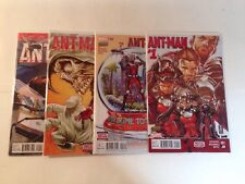 Antman 1-3 Annual Near Mint Lot Set Run Nick Spencer