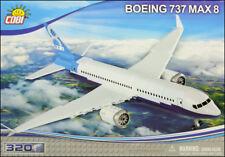 COBI Boeing 737 MAX 8 (26175) - 320 elem. - Modern jet airliner