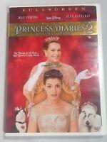 Princess Diaries 2: Royal Engagement (DVD, 2004, Full Frame)