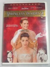 Princess Diaries 2: Royal Engagement (DVD, 2004, Full Frame)