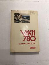 1978-79 VAX11  780 Digital Computers Hardware  Handbook #173