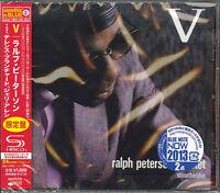 RALPH PETERSON-V-JAPAN SHM-CD D50