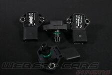 Dieselmotor Drucksensor Ladelufkühler 1K0909606C Audi A4 8E 1.9 TDI A8 4E 3.0 V6