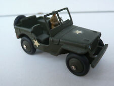 DINKY TOYS  JEEP HOTCHKISS-WILLYS    80B  1960     US  BON ÉTAT