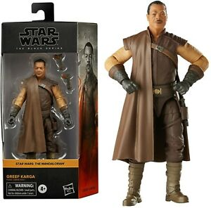 """Star Wars The Black Series Greef Karga 6"""" Inch Action Figure - NEW! - BOXED!"""