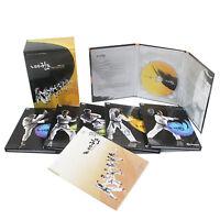 Taekwondo DVD Set Poomsae Basic Advanced Levels 5 Languages 6 DVDs Kukkiwon TKD