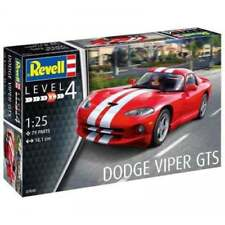 Revell 1:24 07040 Dodge Viper GTS Model Car Kit