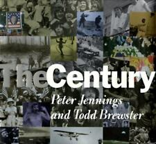 LOT#1500 The Century by Peter Jennings and Todd Brewster (1998, Hardcover) new