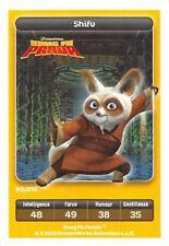 Carte Carrefour Dreamworks - kung fu panda - Shifu N° 90