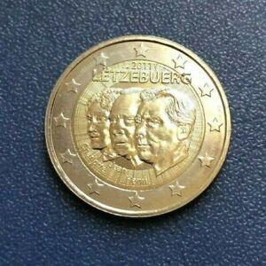 €€€  2 EURO LUXEMBOURG 2011. COMMEMO   €€€