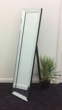 Unbranded Timber Freestanding Decorative Mirrors