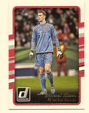 MANUEL NEUER 2016 PANINI DONRUSS SOCCER CANVAS PARALLEL /49