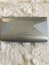 Sharp Electronic Organizer YO-520 1MB Tested ~~Works Great!