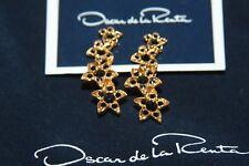 Oscar De La Renta Star Fish C ear rings