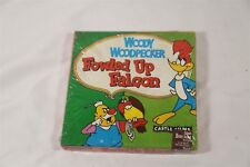 Super 8mm Sound Film Woody Woodpecker Fowled up Falcon SEALED