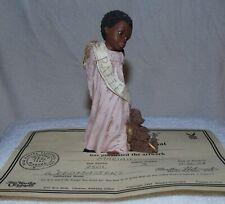 "All God's Children Miss Martha Originals MARIAH 5.5"" Patience Angel 2501 #3 COA"