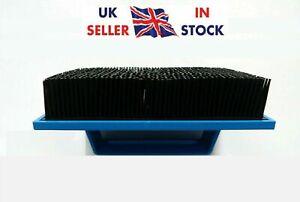 Stipple Brush, Artex Stippling Tool, Stippling Hand Tool 150 x 100mm Blue