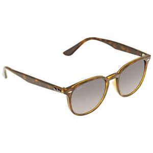 Ray Ban Highstreet Grey Gradient Round Unisex Sunglasses RB4259F 710/11 53