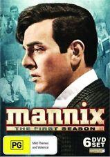 A14 BRAND NEW SEALED Mannix : Season 1 (DVD, 2010, 6-Disc Set)