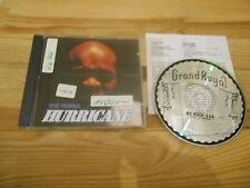 CD Hiphop Hurricane - The Hurra (13 Song) GRAND ROYAL / CAPITOL Presskit