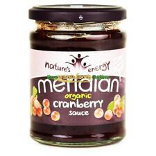 Organic Cranberry Sauce (Meridian) 284g