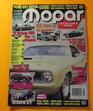 MOPAR COLLECTOR'S GUIDE MAY/1998...INTREPID R/T...MOPAR NATS GUIDE...CLASSIFIEDS